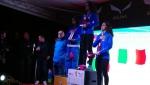 Coppa Europea Giovanile Speed: Italia conquista 4 ori, 4 argenti e 1 bronzo