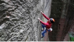 Steve McClure masters GreatNess Wall, huge E10 trad route at Nesscliffe