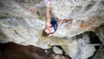 Chiara Hanke in Frankenjura becomes first German woman to climb 9a