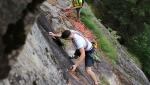 Ci Rivediamo, Paolino, nuova via d'arrampicata in Valle di Daone