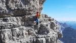 Christoph Hainz apre una nuova via sulla Cima Grande di Lavaredo
