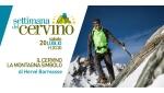 Hervé Barmasse sabato 20 luglio a Breuil - Cervinia per La Settimana del Cervino