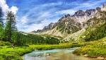 Estate, montagna, natura: San Domenico in Ossola, Piemonte