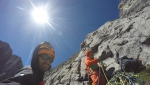 Cerro Tornillo Peru, Eneko Pou, Iker Pou, Manu Ponce make first ascent of North Face