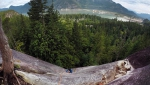 Squamish, Skywalker, and the sublime rock climbing in Canada
