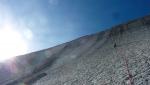 Neunerspitze, Fanis, Dolomites: Kofler, Gietl and Wenter shine on Somnium