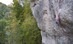 Sarah Seeger, Odd Fellows 8c in the Frankenjura