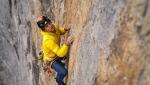 Roger Schaeli, Sean Villanueva sull'Eiger compiono la prima salita in giornata di La Vida es Silbar