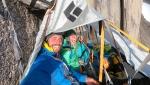 Federica Mingolla, Edoardo Saccaro climb new big wall up Nalumasortoq, Tasermiut Fjord, Greenland