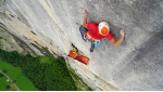 Cédric Lachat fires first one day ascent of Fly in Lauterbrunnental