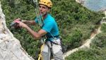 Gianluca Piras, l'apertura di nuove vie d'arrampicata e la sicurezza