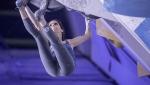 Fanny Gibert, l'arrampicata, l'entusiasmo, il sorriso