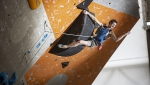 Lučka Rakovec and Adam Ondra crowned European Climbing Champions in Edinburgh