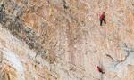 A Trento 70 anni di storia dell'alpinismo con Rosso 70, il film sugli Scoiattoli di Cortina