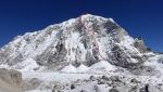 Tengi Ragi Tau nuova via di Alan Rousseau e Tino Villanueva in stile alpino