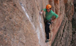 Atlante Perverso, new route in Taghia, Morocco