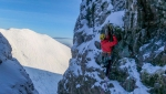 Scottish winter climbing kickoff / Greg Boswell, Guy Robertson add Local Hero to An Teallach