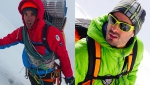 Max Bonniot and Pierre Labbre perish on Aiguille du Plan in Mt Blanc massif