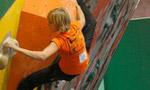 Ladurner e Larcher campioni italiani boulder
