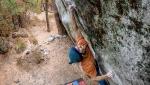 Filippo Manca e i boulder con l'anima dello Yosemite