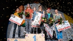 Masters of Stone: 10.000 euro raccolti per Climbers against Cancer