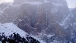 Pandora sul Pordoi, la grande salita di misto moderno nelle Dolomiti di Simon Gietl e Vittorio Messini