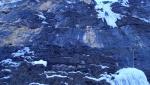La Churri, nuova cascata di ghiaccio in Val Travenanzes