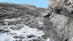 Pizzo di Petto parete nord, nuova via di misto nelle Alpi Orobie