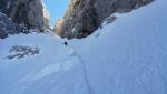 Dolomiti, le nuove discese di sci ripido e sci estremo dei Bellunesi nel 2019