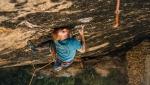 Gabriele Moroni climbing Demencia Senil, uncut video of Margalef redpoint