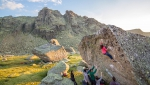 Top Spanish bouldering area Hoya Moros for sale