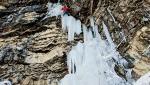 Pale di San Martino, nuove vie di ghiaccio e misto di Renzo Corona e Flavio Piccinini