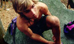 Bouldering with Chris Sharma