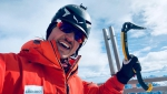 Simon Gietl completes solo Tre Cime di Lavaredo winter enchainment