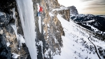 Dolomites Full Contact climbed by Albert Leichtfried, Benedikt Purner