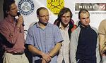 Yannick Graziani, Patrick Wagnon, Christian Trommsdorf - Chomo Lonzo - Piolet d'Or 2005