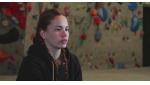 Beatrice Colli, la giovane arrampicata verso un nuovo futuro