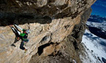 Simon Gietl, Fairplay new route on Piz Boè, Dolomites