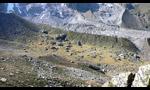 Macugnaga - Zamboni, boulder ai piedi del Monte Rosa