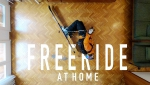 Freeride Skiing at Home by Philipp Klein Herrero