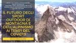 Hervé Barmasse, Vincenzo Torti e Pietro Giglio su Instagram live: la montagna ai tempi del Covid-19