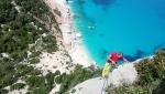 Aguglia di Goloritzè, Sardegna: richiodata la via Sole Incantatore