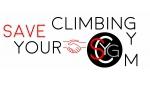 Save your climbing gym, l'iniziativa di solidarietà per aiutare le palestre di arrampicata