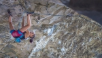 Laura Rogora climbs 9a once again with Pure dreaming at Massone, Arco