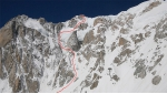Video: Edmond Joyeusaz skiing the Mont Blanc Brenva Face