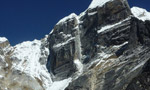 Vilhauer and Kauffman establish Night Terror on Lobuche East, Nepal