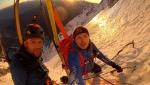 Ortles e Gran Zebrù: il video del paralpinismo di Aaron Durogati e Bruno Mottini