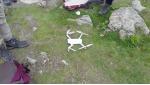 Sanzionati due piloti di droni non autorizzati nel territorio del Parco del Monviso