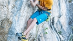 Stefano Ghisolfi takes The Bow, new 9a+ at Padaro, Arco