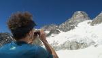 Grandes Jorasses East Face new climb by Jérôme Sullivan, Jérémy Brauge, Victor Saucède